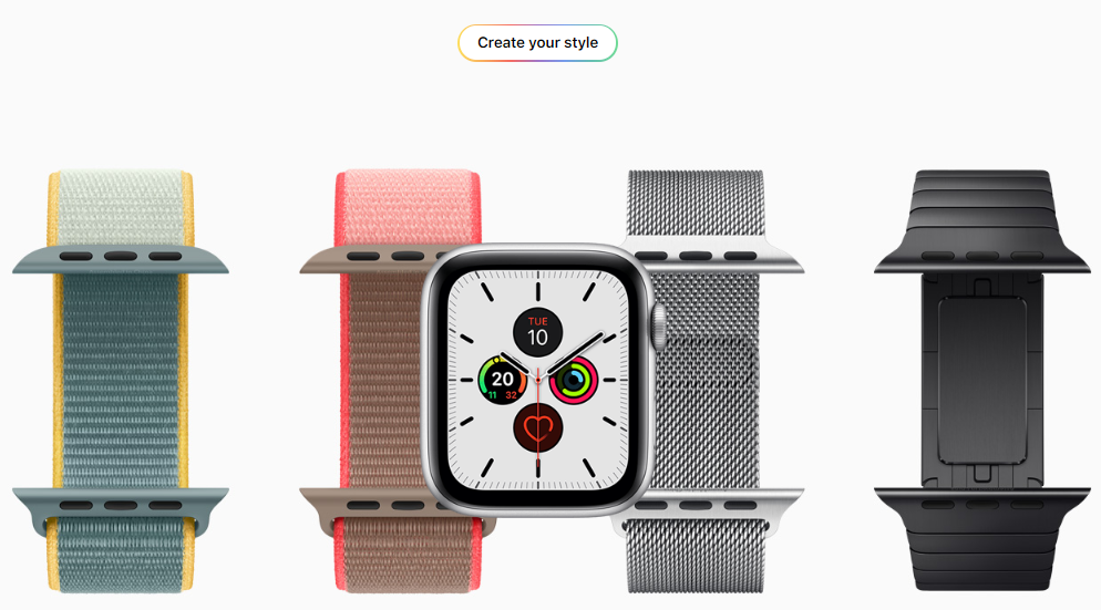 latest strap for apple watch