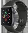 Apple Watch Series 5 GPS, 40mm Space Grey