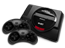 Sega Mega Drive with 85 Built-in Games HD